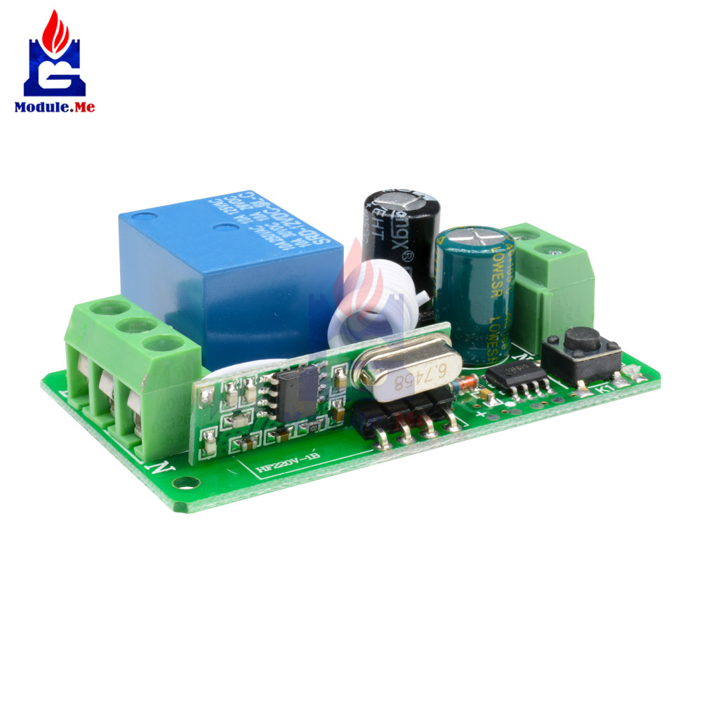 Ac 220v Wifi Relay Switch Module Low Power Self Lock Mode Phone High Rf Dc 12v 10a 315mhz 433mhz 1ch One Channel Wireless Remote Control Board Transmitter Receiver