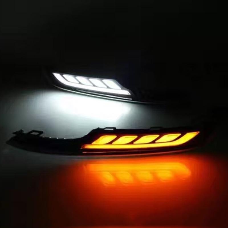 SUNKIA 2 հատ / Սահմանել ցերեկային - Ավտոմեքենայի լույսեր - Լուսանկար 6