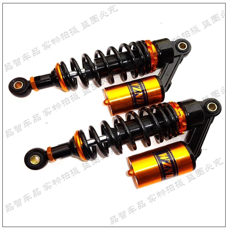 300mm 305mm Universal Shock Absorbers for Honda/Yamaha/Suzuki/Kawasaki/Dirt bikes/ Gokart/ATV/Motorcycles and Quad. цена 2017