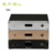 2016 Decodificador de Áudio de ALTA FIDELIDADE Amplificador de Auscultadores SMSL M6 32Bit/384 KHz USB Assíncrona DAC de Áudio Multifuncional de Alumínio Gabinete AMP