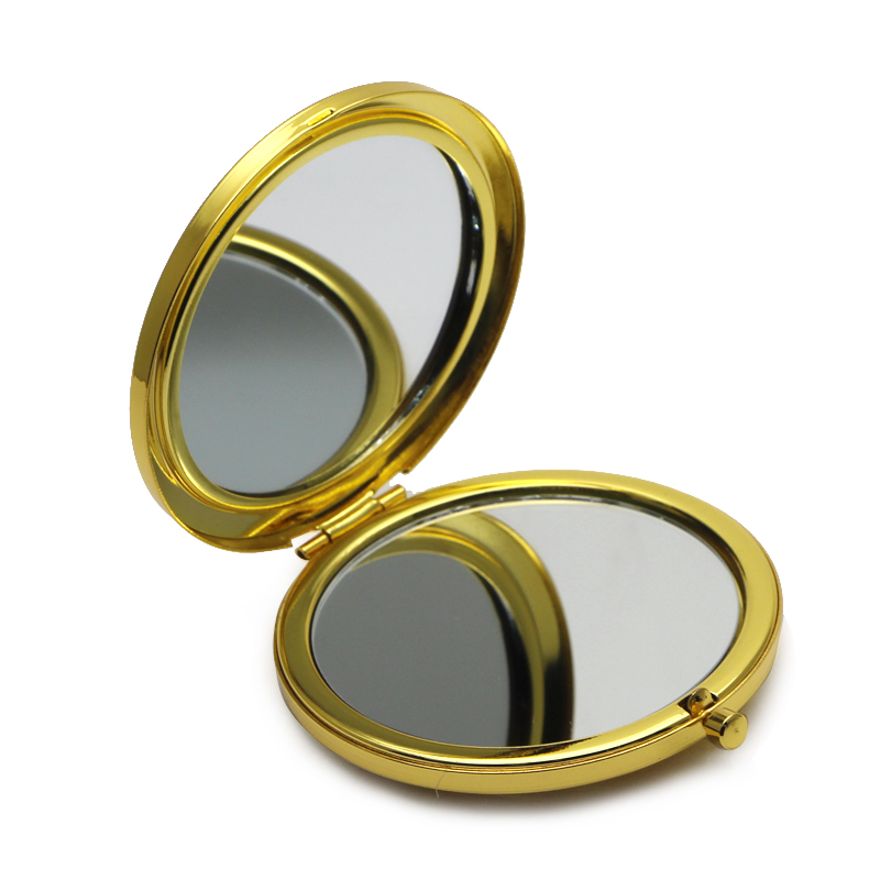 70mm Gold Compact Mirror Blank Pock Match Epoxy Sticker M070kg In Makeup Mirrors From Beauty Health On Aliexpress Alibaba Group