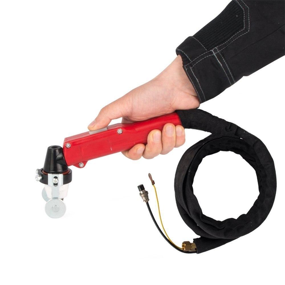 Tools : P80 P-80 Plasma Cutter Cutting Torch Gun Pilot Arc Completed 10feet 16feet 23feet Fit Lotos LTP7000 LTP8000 LGK60 LGK80 LGK100 0