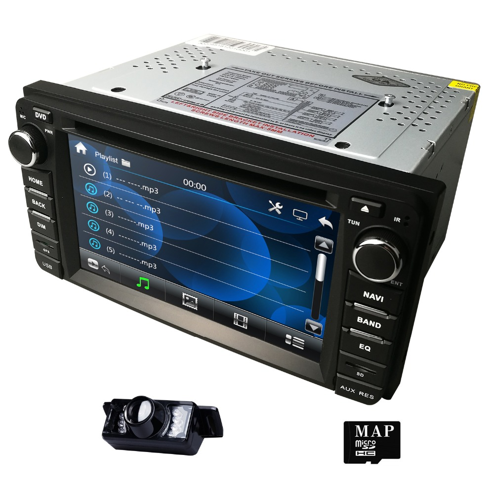 gps HIZPO Player Fortuner
