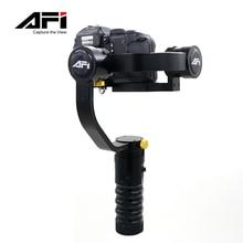 AFI VS-3SD 355 grados de Rotación Libre de $ Number Ejes Sin Escobillas de Mano de Mano Estable Cardán Estabilizador para DSLR Cámaras