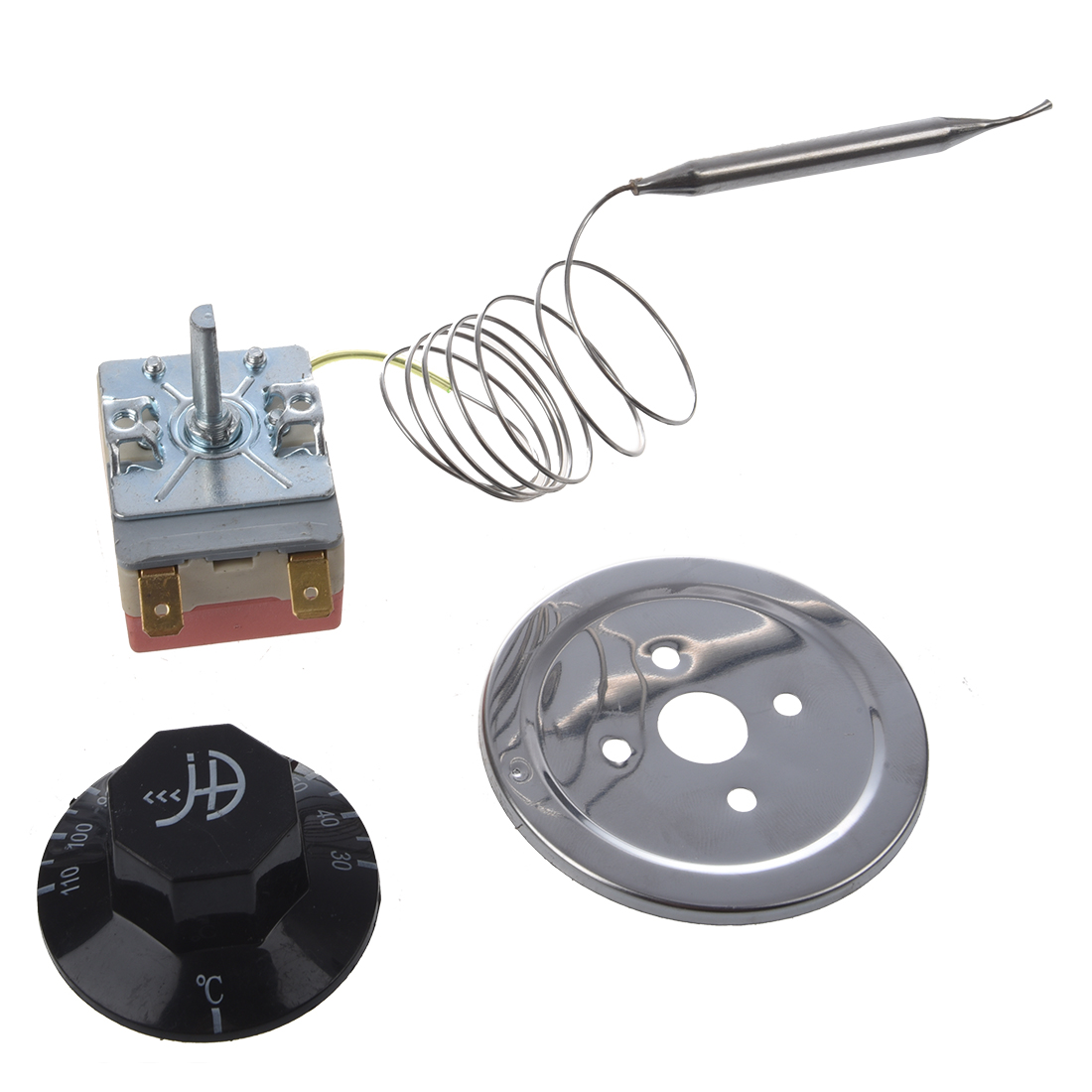 AC 250V 16A Temperature Capillary Thermostat 30-110 Celsius Degree Induction cooker accessories fn660 16 10 110 250v 16a