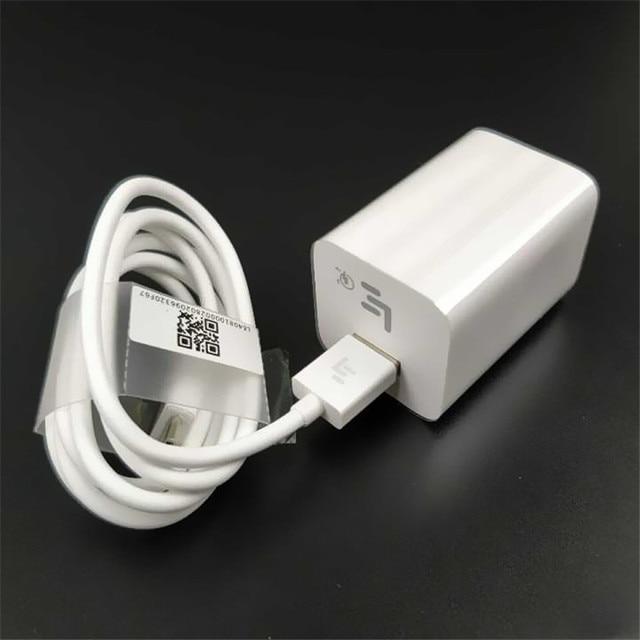 Original LETV Schnelle Ladegerät LEECO LE s3 x626 Pro 3 Smartphone QC 3,0 Quick Charge power adapter & Usb 3.1 Typ C Daten Kabel