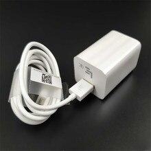 Orijinal LETV hızlı şarj LEECO LE s3 x626 Pro 3 akıllı telefon QC 3.0 hızlı şarj güç adaptörü ve Usb 3.1 tip C veri kablosu