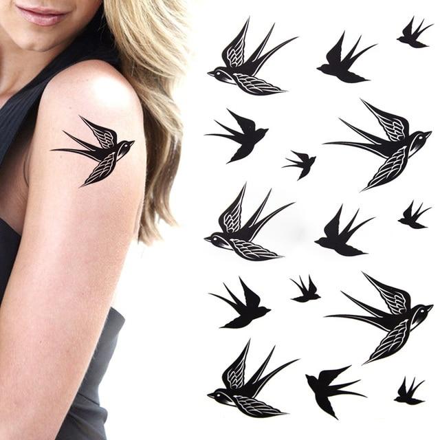 Neue Arm Schulter Bein Handgelenk Hand Schwarz Wasserdicht Der Trend