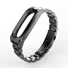 Excellente bande De Métal de Qualité Pour Xiaomi Mi Bande 2 En Acier Inoxydable Bracelet Pour Mi Bande 2 Bracelets Pour Mi Bande 2 dropship #04
