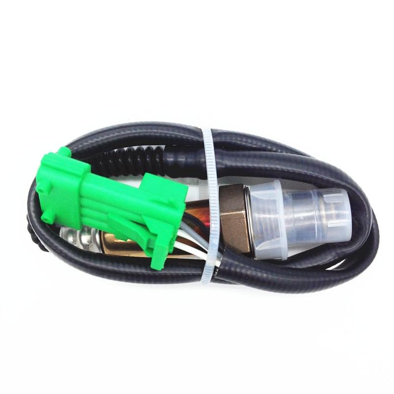 oe#:1628 hn 1628hn lambda probe oxygen sensor for citroen peugeot fiat  lancia renualt oxygen sensor with socket auto supplies-in exhaust gas oxygen  sensor