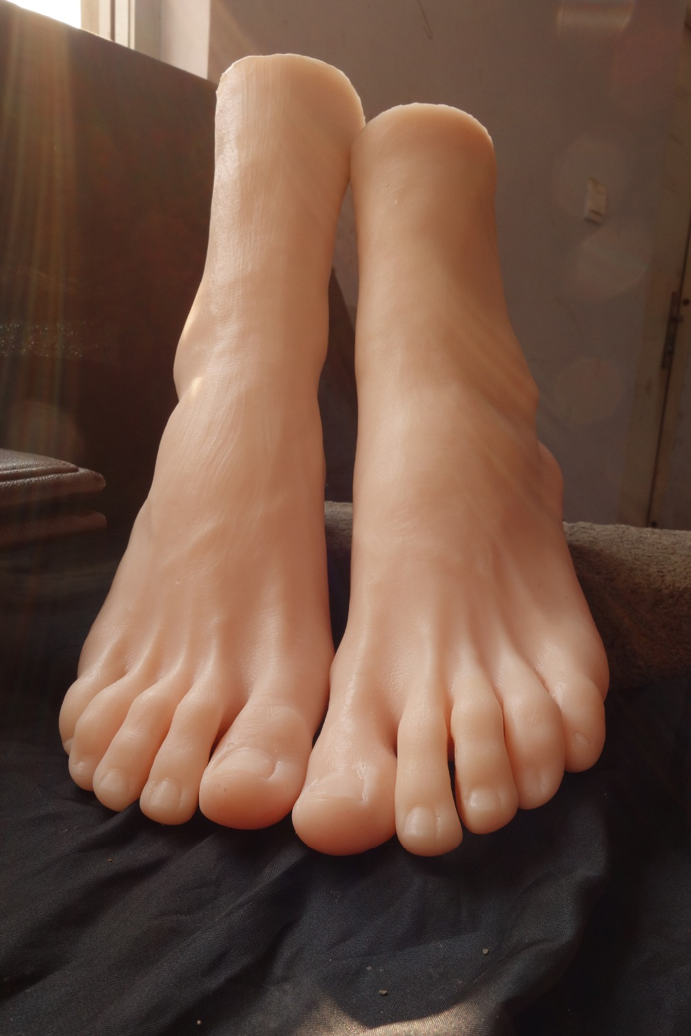 Foot pic real sexy