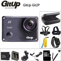 GitUP Git2P Action Camera 2K Wifi Full HD 1080P 30m Waterproof Mini Camcorder Novatek 96660 Git2