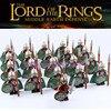 Il signore Degli Anelli Corps Los Khan Medievale Castello di Cavalieri Esercito Action Figures Building Blocks Mattoni Bambini LegoING Giocattoli