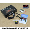 Vehículo Advertencia de Colisión/Luces Láser de Seguridad de Luz de Niebla Para Volvo C70 XC70 V70 XC 70/Lámpara de La Niebla Niebla Nieve Lluvia Neblina Mal tiempo