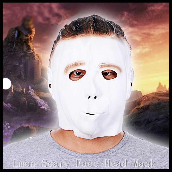 2016 free shipping hot sale party cosplay popular michael myers mask halloween custom movies mask party - Halloween Myers Mask