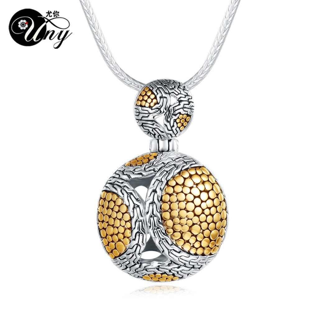 UNY ファッション繊細なトーンメッキ宝石セット高品質のジュエリーセットアンティークヴィンテージジュエリーセットチャームジュエリーセット