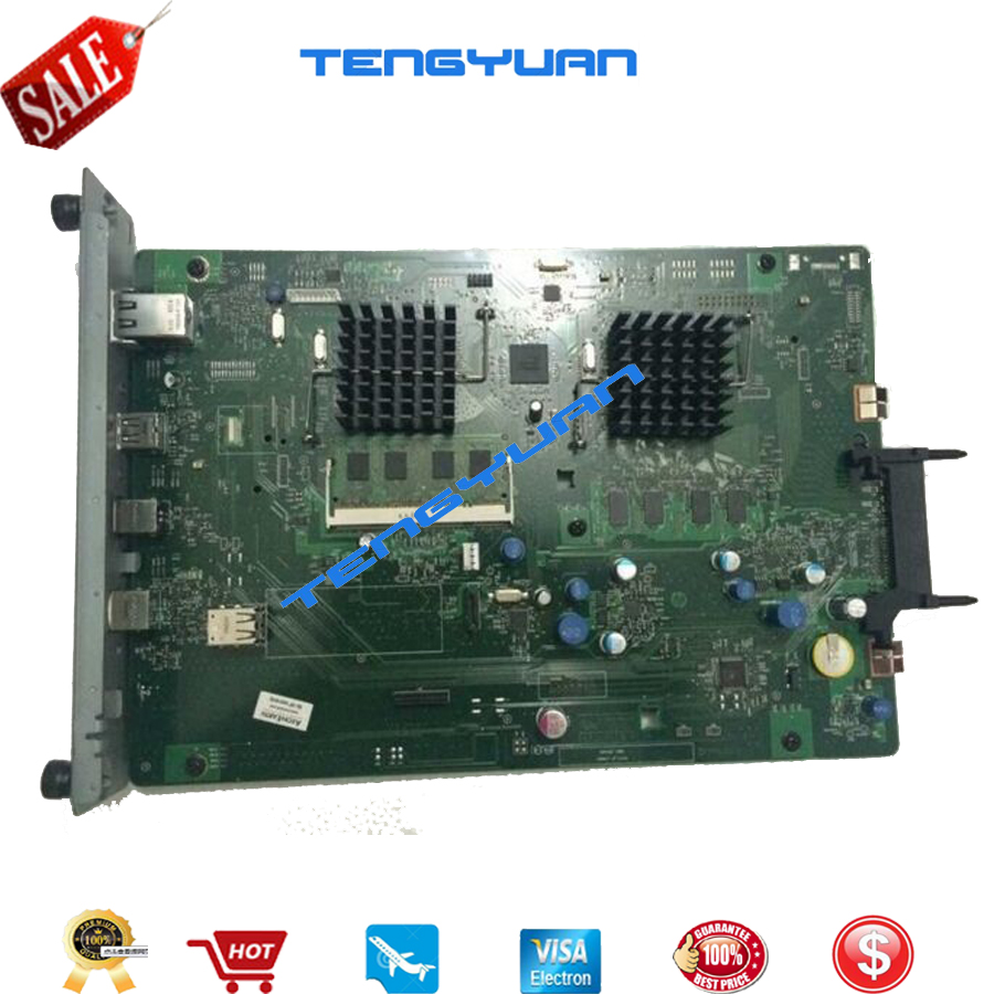 Used-90% New original for HP M855 M855ND M855N formatter board CZ200-60001 printer parts on sale