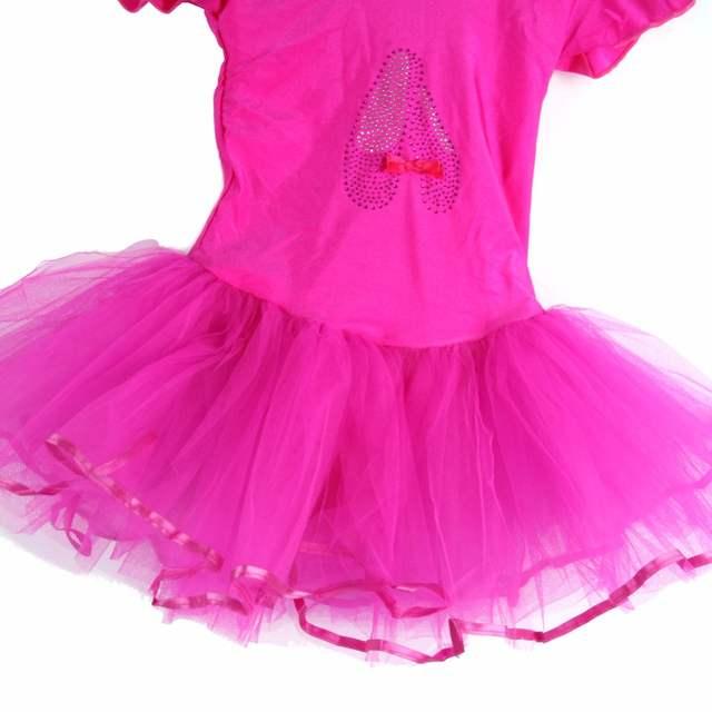 7cada2490ed8 Online Shop Gymnastics Leotard For Girls Child Girls Ballet Dress ...