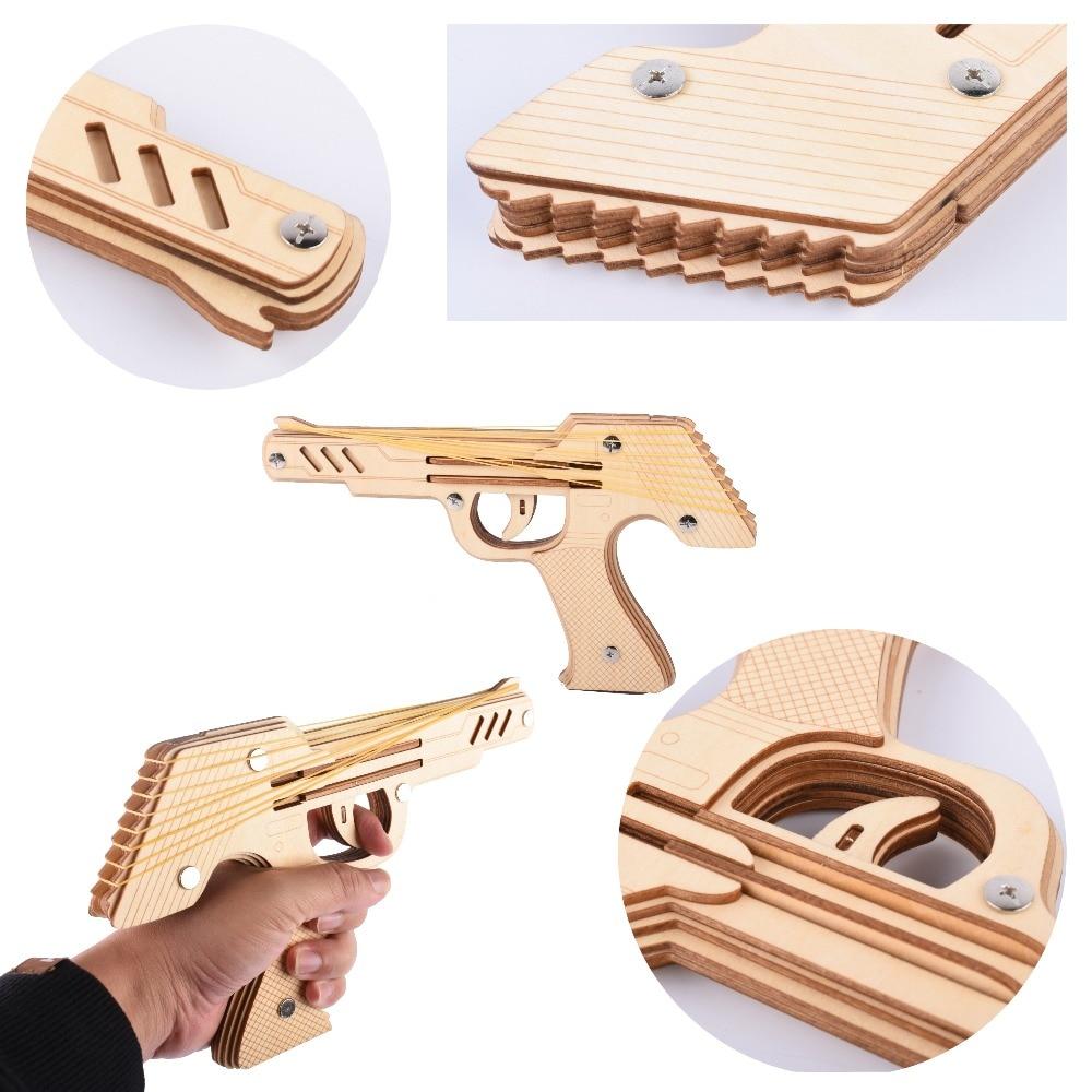 XJ-G003 九连发皮筋枪 细节图