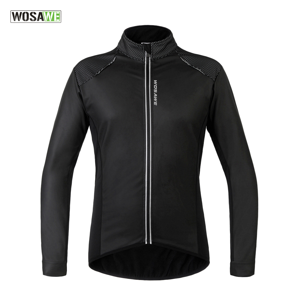 WOSAWE Cycling Jersey 2017 NEW Design Road Cycling Jackets Bicycle Bike  Jerseys Fleece Windproof Coat Ciclismo Cycling Clothings-in Cycling Jerseys  from ... 71534c066