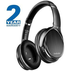 Image 1 - OneOdio Original Active Noise Cancelling Headphones Bluetooth Headphones Wireless ANC Headset With Mic Support AAC For Phone PC