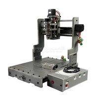 300 w cnc roteador máquina 3040 cnc fresadora de corte mini torno  livre de impostos para países da rússia