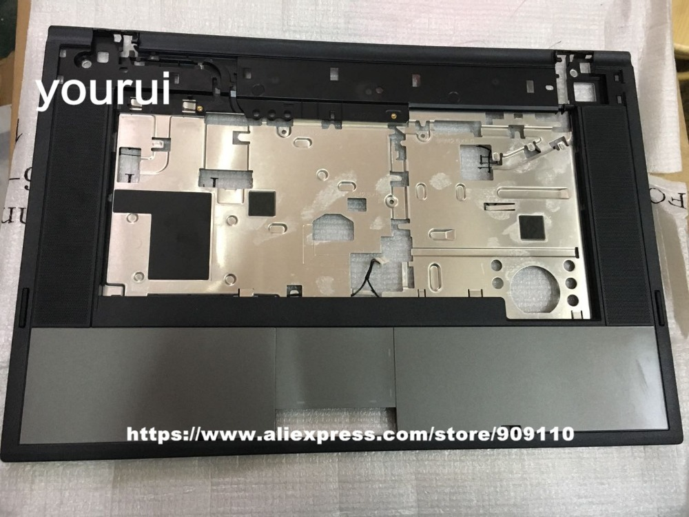yourui Palmrest <font><b>Keyboard</b></font> housing Without touch pad For <font><b>dell</b></font> latitude E5510 <font><b>5510</b></font> WMVDG 0WMVDG CN-0WMVDG WR3VK GH8CC 0WR3VK 0GH8CC image