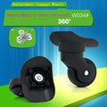 Topsniper 360 Replacement Luggage Wheels Suitcase Repair Bag Parts Spinner Wheels Swivel Casters Accessories W034