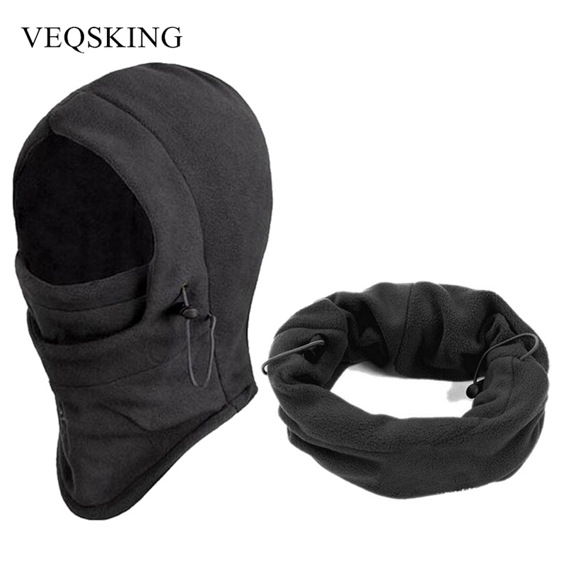 Winter Windproof Hiking Caps, Thermal Fleece Balaclava Face Mask, Ski Bike Motorcycle Neck Warmer Helmet herobikermotorcycle face mask balaclava motorcycle neck warmer motorcycle ski caps bicycle scarf moto mask mascara moto