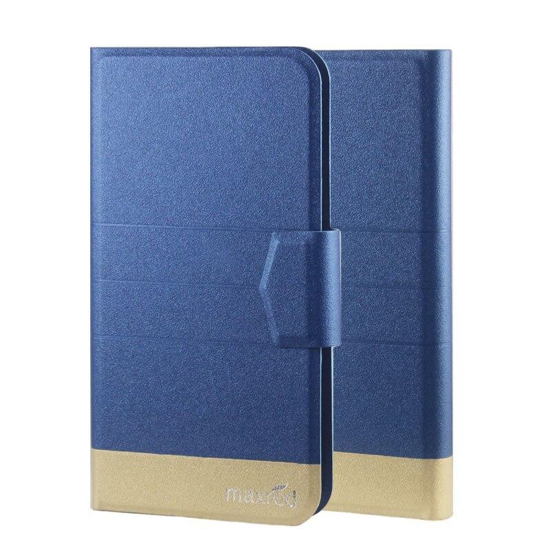 5 գույ Super! Blackview E7s Case Fashion Business Magnetic - Բջջային հեռախոսի պարագաներ և պահեստամասեր - Լուսանկար 2