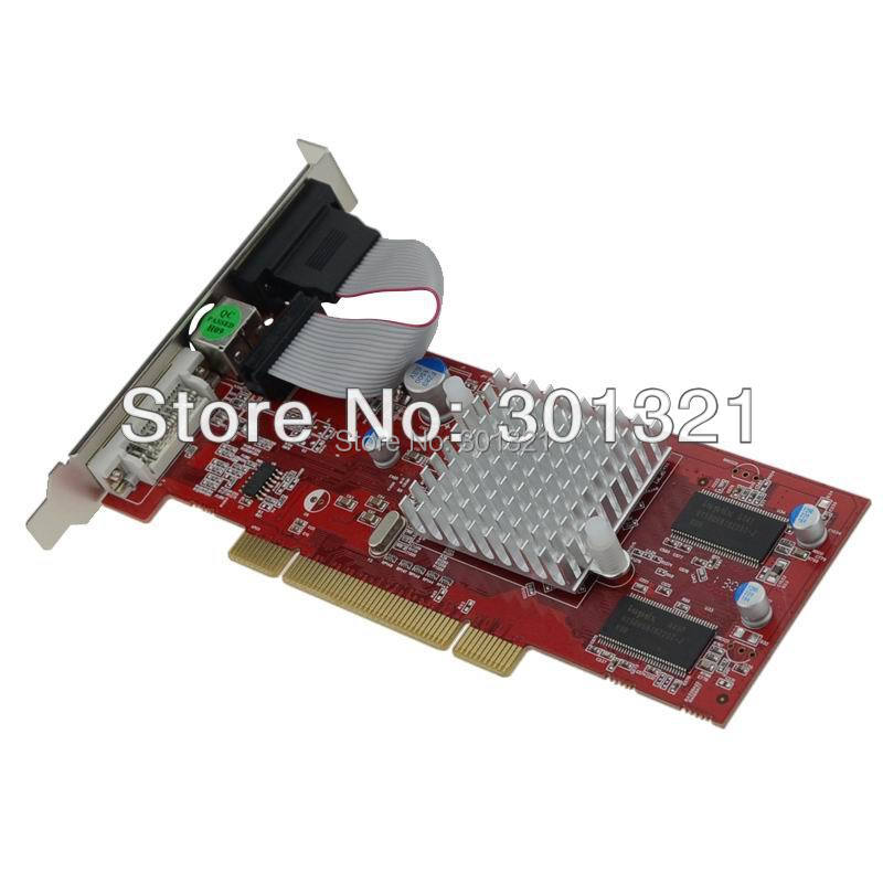 AR 9200 128MB PCI Video Card S VGA DVI Low Profile Dro Shipping With Tracking Number In Graphics Cards From Computer Office On Aliexpress
