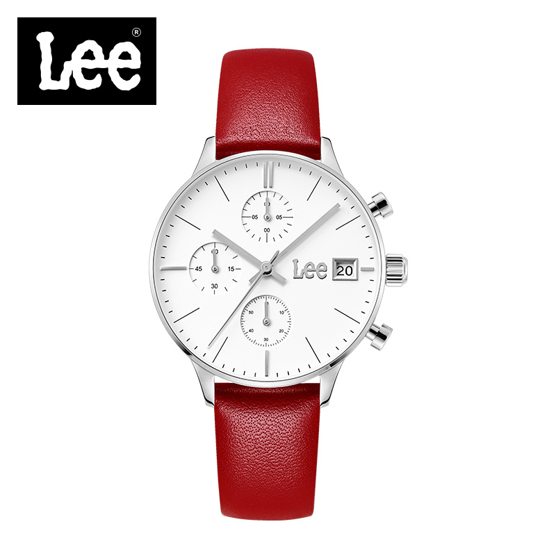 Lee New Fashion Design Brand Watch Women Leather Band Simple Quartz WristWatch Luxury Women Watches Clock relogio feminino F115 new chaos abstract design simple watches for young people rebirth fashion brand quartz watch with comfortable leather strap