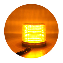 1PC 36W 72 LEDs  Car Roof Flashing Strobe Beacon Magetic Warning light Magnet Police LED Emergency Flare Vehicle Light 12V-24V