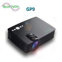 Byjotech gp 9 проектор мини светодиодный full hd портативный