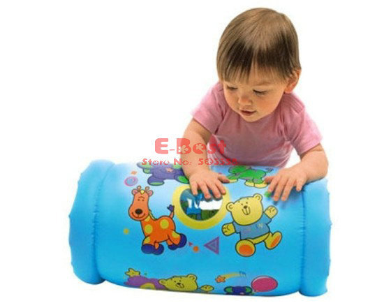 Retail 1 Pc Baby Cute Inflatable Classic Toys Shelcore