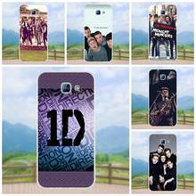 Vvcqod TPU Quinn Téléphone Pour Samsung Galaxy A3 A5 A7 J1 J2 J3 J5 J7 2015 2016 2017 Boys Band One Direction 1d Zayn Malik(China)