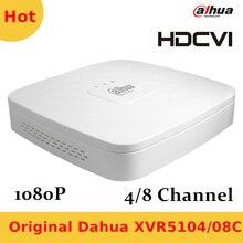 Cheaper Original Dahua 4 Channel 8 Channel Penta brid 1080P Digital Video Recorder Dahua HCVR for HDCVI camera system XVR5104C XVR5108C