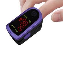 10pcs Health Care Choicemmed Purple Finger Pulse Oximeter Oximetro Wholesale MD300C13
