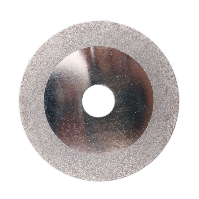 High Quality 100mm Double Side Silver Tile Stone Glass Diamond Saw Blade Cutting Disc Wheel Newest