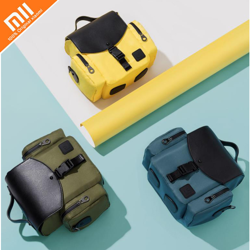 Original xiaomi UREVO leisure light travel micro single camera bag water repellent durable shoulder bag camera bag high qualityOriginal xiaomi UREVO leisure light travel micro single camera bag water repellent durable shoulder bag camera bag high quality
