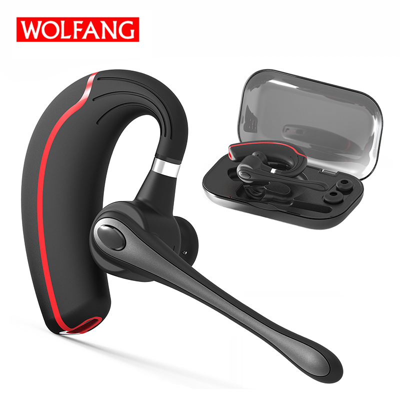Newest Business Wireless Bluetooth Headphones stereo HandsFree Noise reduction Bluetooth Headset Wireless Earphone with Boxes