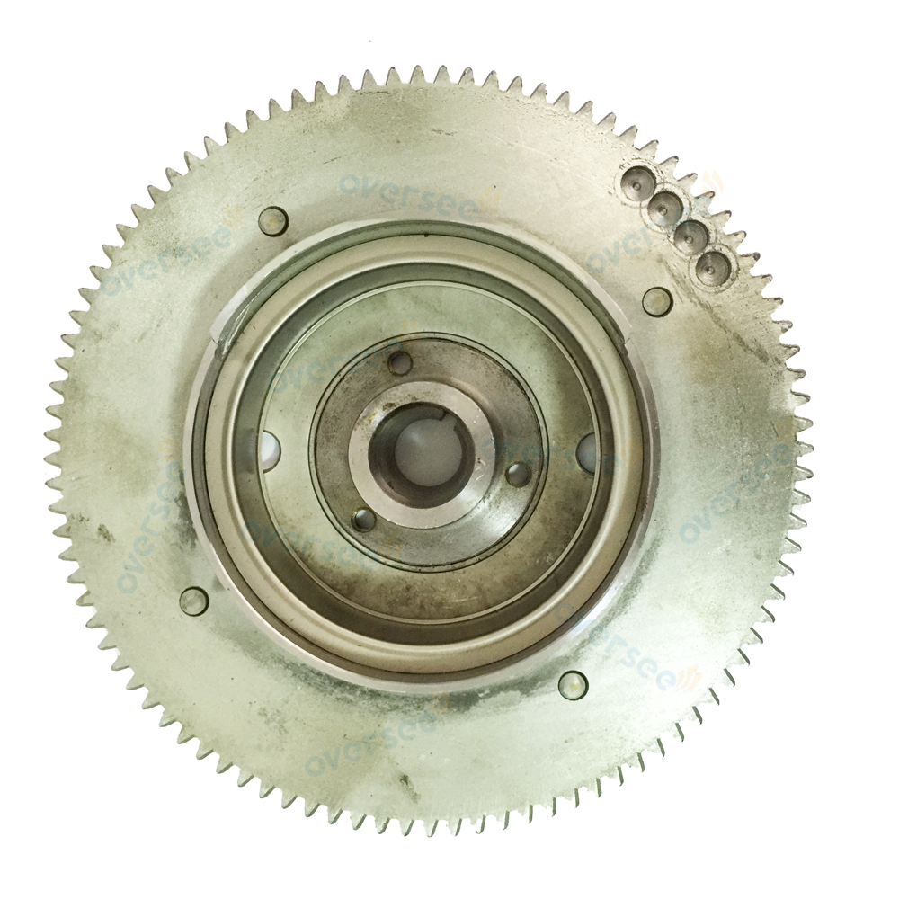 OVERSEE 60HP 70HP Flywheel Rotor 6K5-85550-A0-00 For Fitting Parsu Yamaha Outboard Engine 60HP 6K5  1