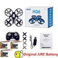 Мини Drone JJRC H36 RC Quadcopter 6-осевой Вертолет Квадрокоптер Безголовый Toys Для Детей ПРОТИВ JJRC H8 Мини H20 e010