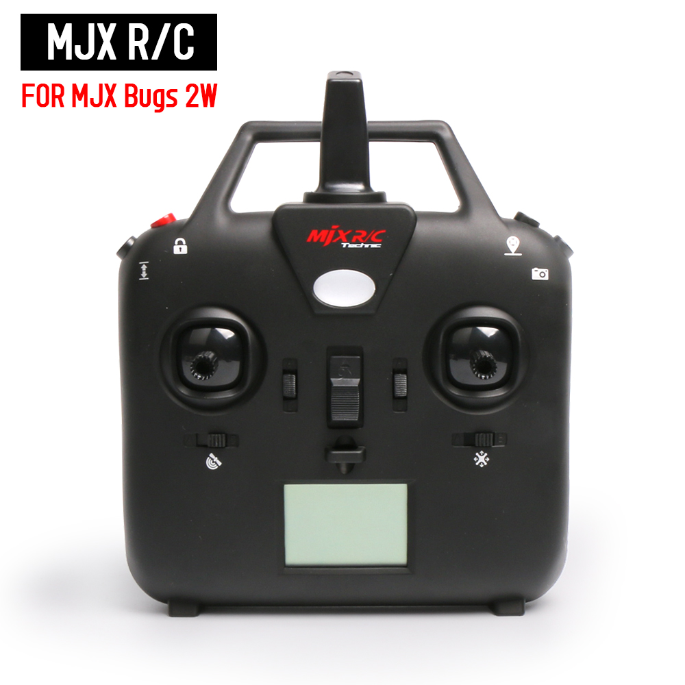 For MJX R/C Bugs 2W & B2W RC Quadcopter Remote control Spare Parts transmitter RC Drone Toys mjx квадрокоптер на радиоуправлении bugs 2