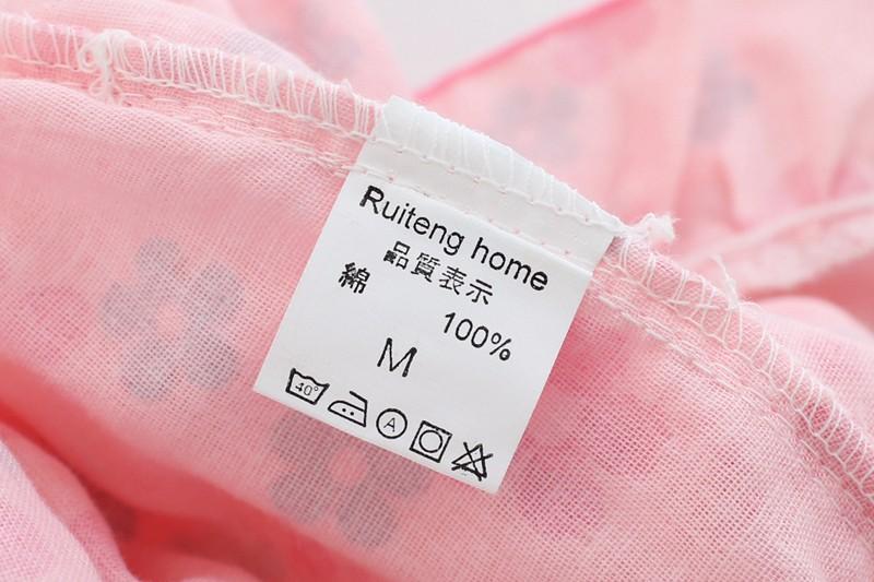 summer women cotton shorts