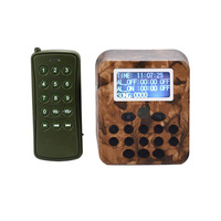 Outdoor Hunting Decoy Birds Caller MP3 Player Bird Sound caller with Remote Control 50W Speaker 150dB Bird Amplifier