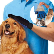 Grooming Brush Glove for Pets