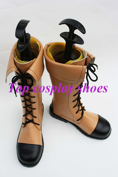 Freeshipping custom made anime Infinite Stratos Huang Lingyin Coplay Boots  shoes for Halloween Christmas festival-in Shoes from Novelty & Special Use  on ...