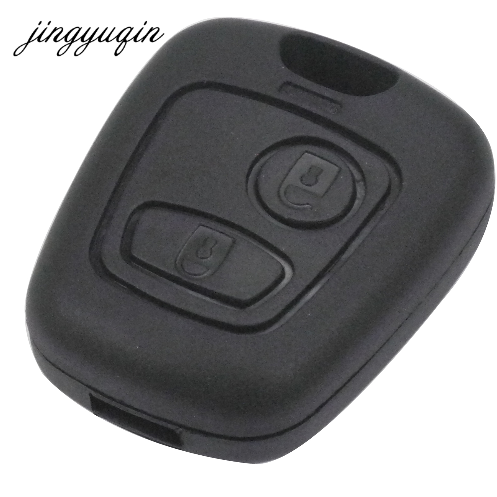 jingyuqin Car Remote Key Shell For Citroen C1 C4 for Peugeot 107 207 307 407 206 306 406 Replacement No Blade Key Fob Casejingyuqin Car Remote Key Shell For Citroen C1 C4 for Peugeot 107 207 307 407 206 306 406 Replacement No Blade Key Fob Case