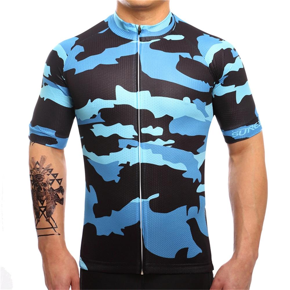 FUALRNY 2018 Elpojošs Riteņbraukšanas Džērsija Vasaras Mtb Velosipēds Īsais apģērbs Ropa Maillot Ciclismo sporta apģērbs Velosipēdu apģērbs # DX-29